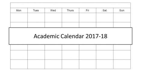 powerpoint calendar template 2017 academic calendar 2017 powerpoint template