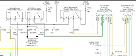 2001 Ford F350 Trailer Wiring Diagram by 2002 Ford F350 Trailer Wiring Diagram Wiring Diagram And