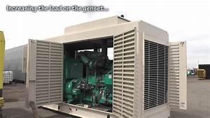 Cummins 500 Kw Diesel Generator Set -- Used  480 Volt  Standby  Kta19g4  Unit-86242