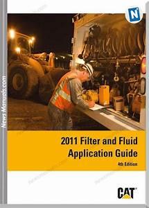 Caterpillar 2011 Filter Fluid Application Guide 4th