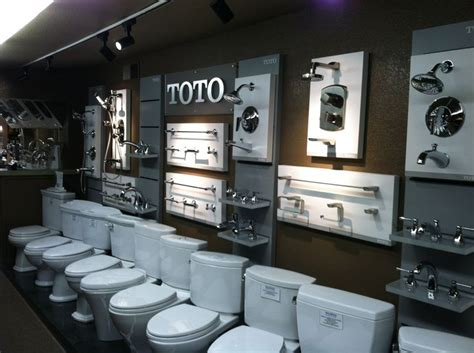 toto display  abes discount plumbing electrical