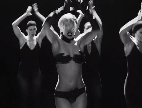 The Many Bras Of ?Applause?: Analyzing Lady Gaga?s