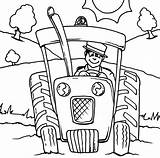 Coloring Tractor Plow Plowing Snow Printable Sheets Getcolorings sketch template