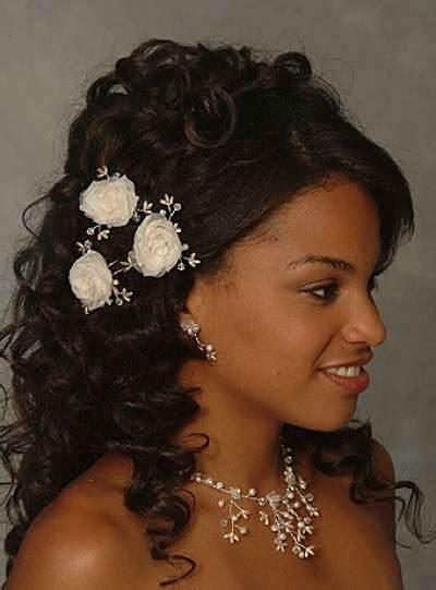 black wedding hairstyles 2013