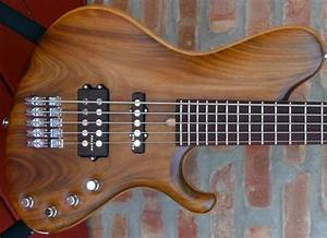 Maruszczyk Paddock Amazaque 5a 5 String Bass Guitar With