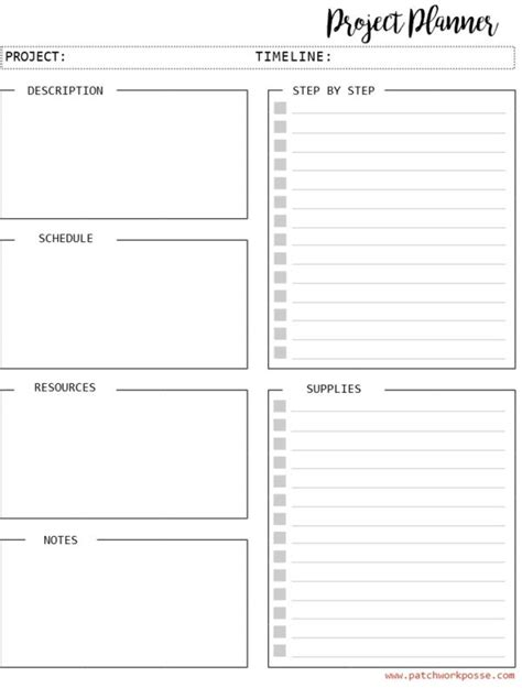 Quilt Journal Template by The Best Printable Planner Pages For Quilters