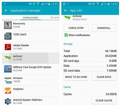 clear system cache android how to clear the cache on the samsung galaxy note 3