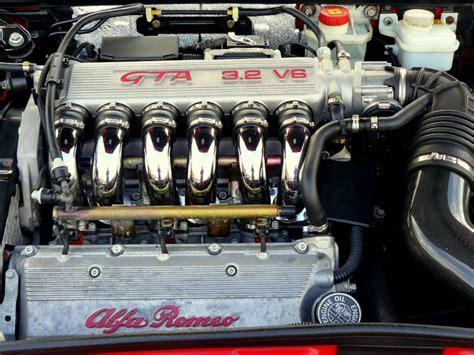 Alfa Romeo Engine by 3 2 Litre V6 Engine From Alfa 156 Gta Cars Alfa Romeo