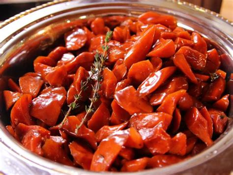 glazed carrots recipe whiskey glazed carrots recipe ree drummond food network