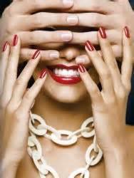 Как укреплять слабые ногти . Дизайн ногтей