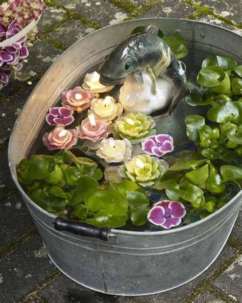 Deko Ideen Garten by Alte Sachen Im Garten Dekorieren Nxsone45
