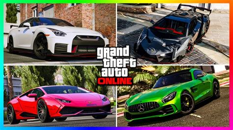 Top 10 Best Vehicles To Buy On A Budget In Gta Online