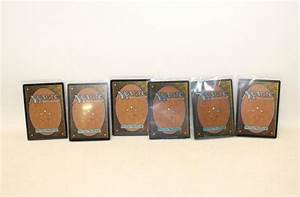 MAGIC - THE GATHERING Game Deckmaster Illustrated Playing ...