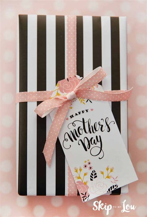 printable mothers day tags  images mothers