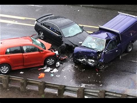 fatal car crash matty  heavy injuries graphic