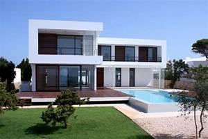 Modern Minimalist Home Design Plan