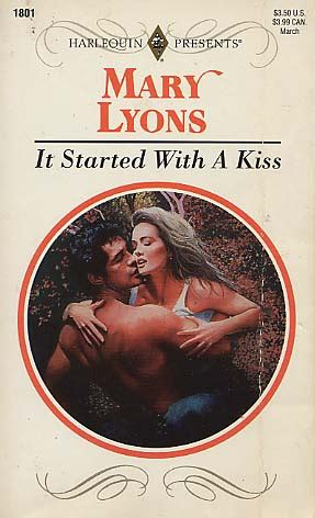 It Started With A Kiss By Mary Lyons Fictiondb