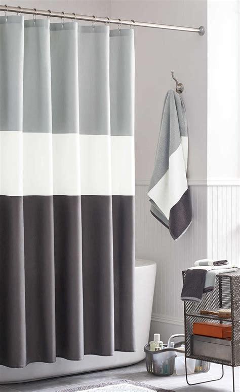 shower curtain ideas for small bathrooms ideas on how to create a masculine bathroom homesthetics