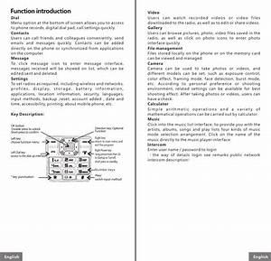 Inrico Electronics T320 Intelligent Two Way Radio User Manual