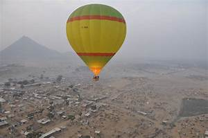 High Up And Above, 6 Places For Hot Air Balloon Rides In ...