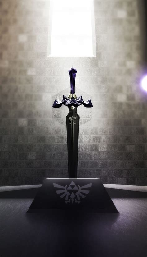 master sword wallpaper gallery