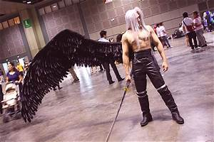On Your Knees I Want You To Beg For This Sephiroth