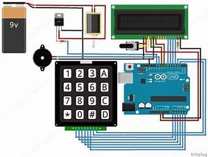 Digital Door Lock Using Arduino