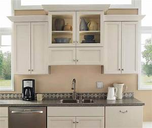 Painted Kitchen Cabinets - Diamond Cabinetry
