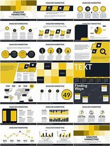 Analysis Marketing Powerpoint Charts