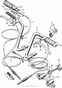 Handlebar For Honda Z50