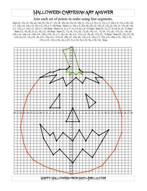 Graph Art Worksheets  New Calendar Template Site