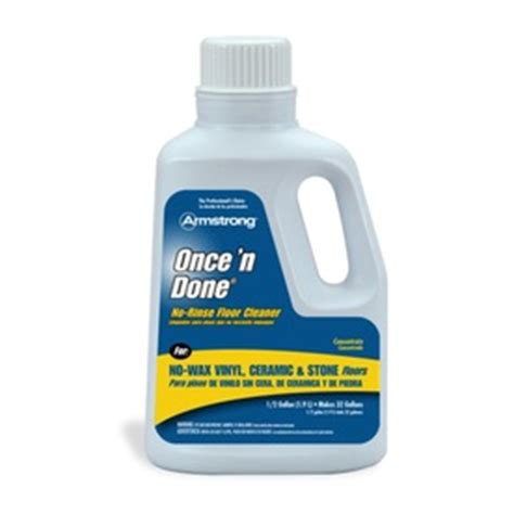 lowes canada deck cleaner shop armstrong 0 5 gallon floor cleaner at lowes