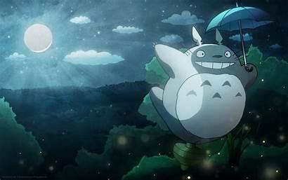 Miyazaki Hayao Wallpapers Totoro Desktop Anime Neighbor