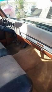 1980 Chevrolet Stepside Pickup Orange Rwd Manual C10