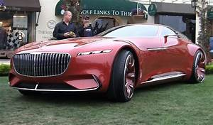 Mercedes 6 6 : vision mercedes maybach 6 driven with a remote looks astonishing at night ~ Medecine-chirurgie-esthetiques.com Avis de Voitures