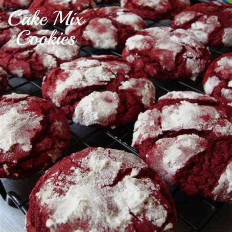 cookies from cake mix cake mix cookies chocolate chocolate and more