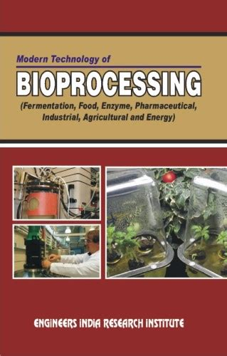 project report  modern technology  bioprocessing