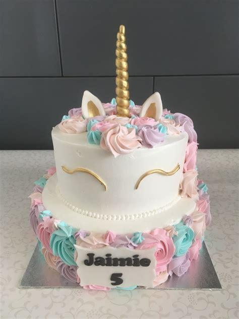 layer unicorn cake   birthday cake cake