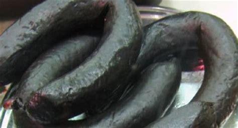 cuisiner du boudin noir cuisson boudin noir temps de cuisson du boudin noir