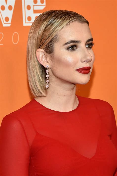 emma roberts attends the trevorlive la 2018 in los angeles ...