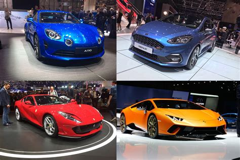 Best Cars Of The 2017 Geneva Motor Show  Pictures Evo