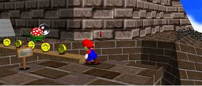 N64 Games Mario Sm64 Gifs Retro Metro