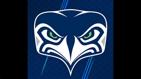 seahawks unveil   alternate logo  twitter