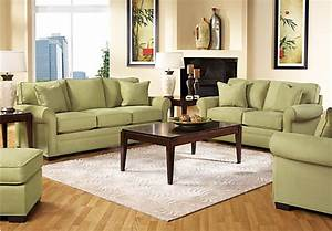 Rooms to go affordable home furniture store online for Cindy crawford living room furniture