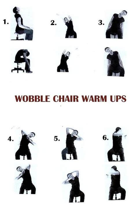 pettibon wobble chair exercises chair exercise favosity