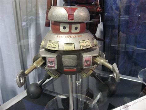 san diego comic   original  props  display
