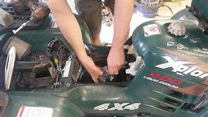 Best View Of Polaris Sportsman 400 Carb Adjustment And