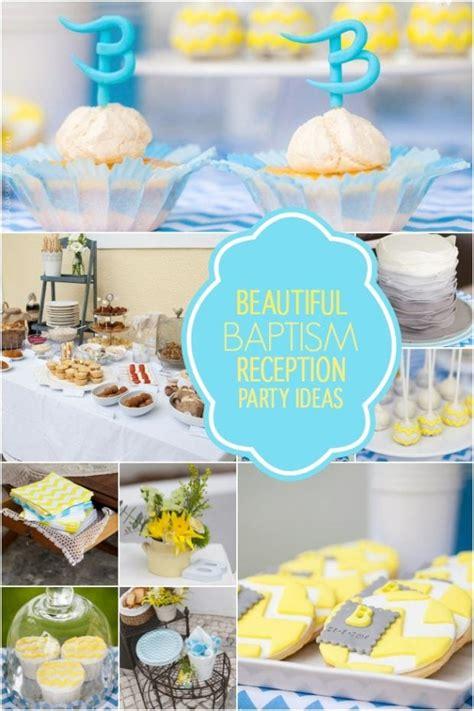 beautiful baby baptism reception party ideas spaceships  laser beams
