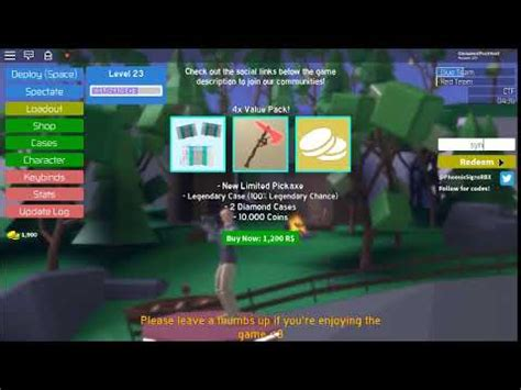 strucid roblox  exclusive code november  youtube
