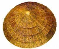 Toit En Paille : toit de paillote rev tements modernes du toit ~ Premium-room.com Idées de Décoration